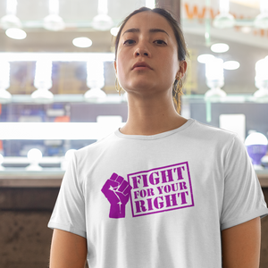 Camiseta Unisex - Fight For Your Right
