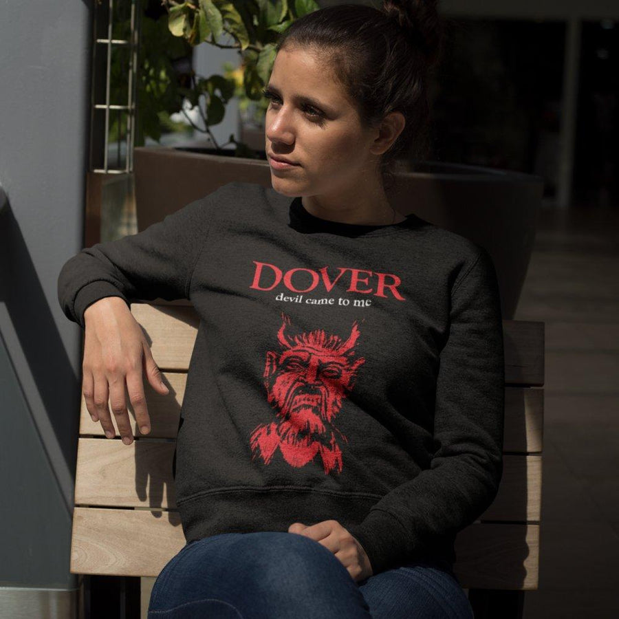 Sudadera Dover - Devil Came To Me - Unisex