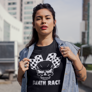 Camiseta Unisex - Death Race
