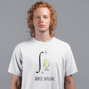Camiseta Unisex - Arroz Integral