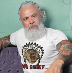Camiseta Unisex - Big Chief