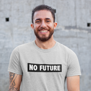 Camiseta Unsex - No Future