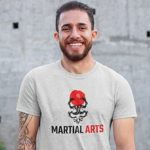 Camiseta Unisex - Martial Arts