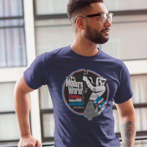Camiseta Modern World - unisex
