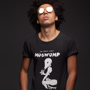 Camiseta Comic - Miguel Ángel Martín - The naked lunch - Mugwump