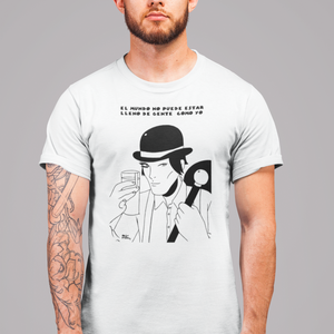 Camiseta Miguel Ángel Martín - A Clockwork Orange - Unisex