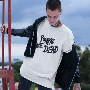 Camiseta Music Basics - Punk's Not Dead - Unisex