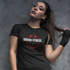 Camiseta Moon Fitness - Unisex