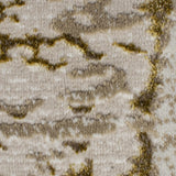 Modern Gold Rug Beige Cream Abstract Pattern Marble Design Short Soft Pile Carpet Polypropylene Bedroom Living Room Lounge Woven Mat Contemporary Floor New Area Small Large 120x170cm 160x230cm 200x290cm