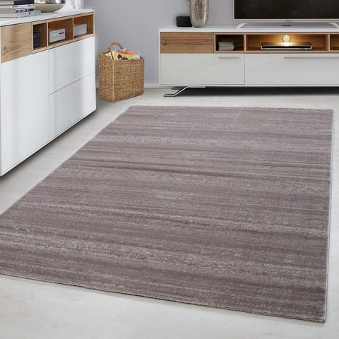 Beige Rug New Modern Woven Small Extra Large Plain Carpet Bedroom Floor Area Mat