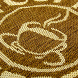 Dinning room rug coffee design