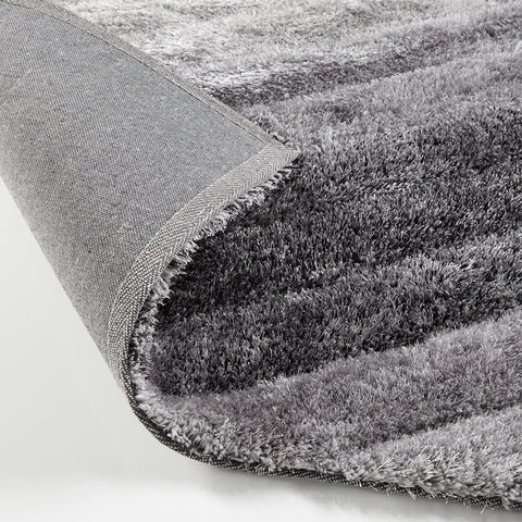 Grey Shaggy Rugs 80 x 150 cm 120 x 170 cm 160 x 230 cm Shaggy Hand Carved Pattern Long Pile Rugs New Living Room Carpet Bedroom Mat