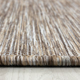 Indoor Rug Modern Pattern Beige Mat Small Large Outdoor Hard Wearing Carpet New