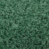 Fluffy Rug Large Small Runner Rug Plain Shaggy Sage Green Bedroom Living Room Area Mat