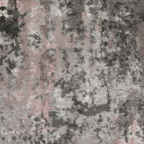 Pink Grey Rug Oil Painting Abstract Mat Small Large Bedroom Carpet Contemporary Modern Patterned Carpet Living Room Bedroom Area Lounge Mats Woven Polypropylene Heatset Short Low Pile 120x170 160x230 80x150