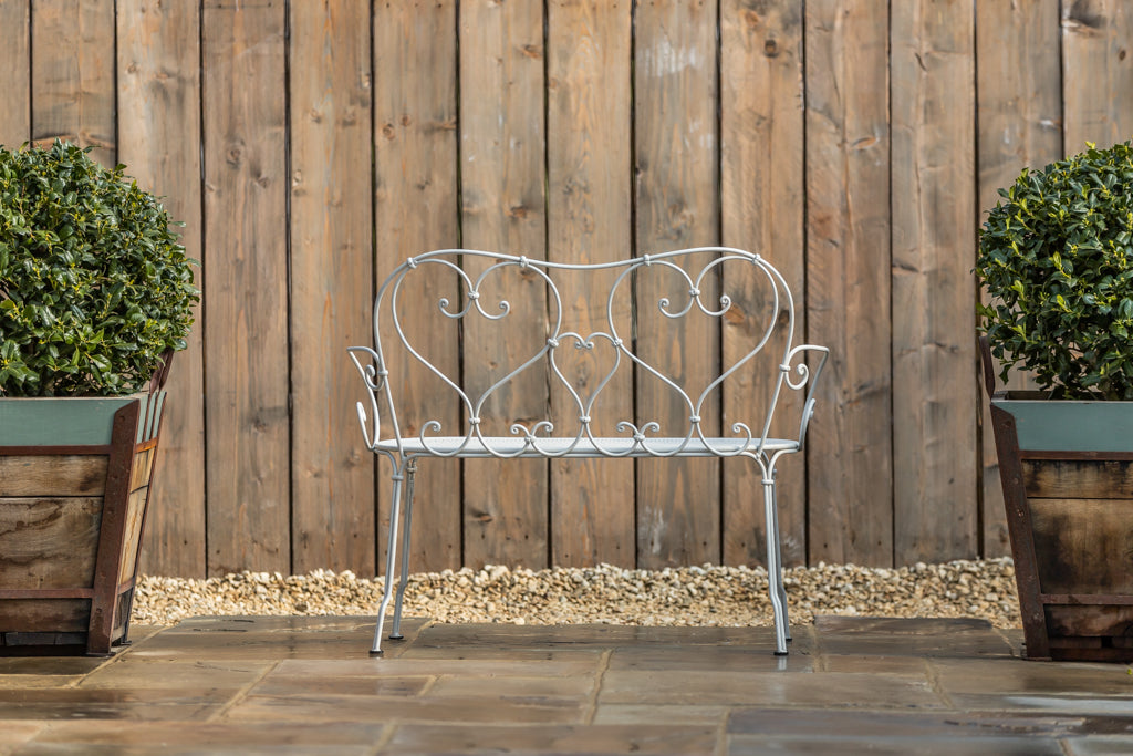 1900 Bench Clay Grey