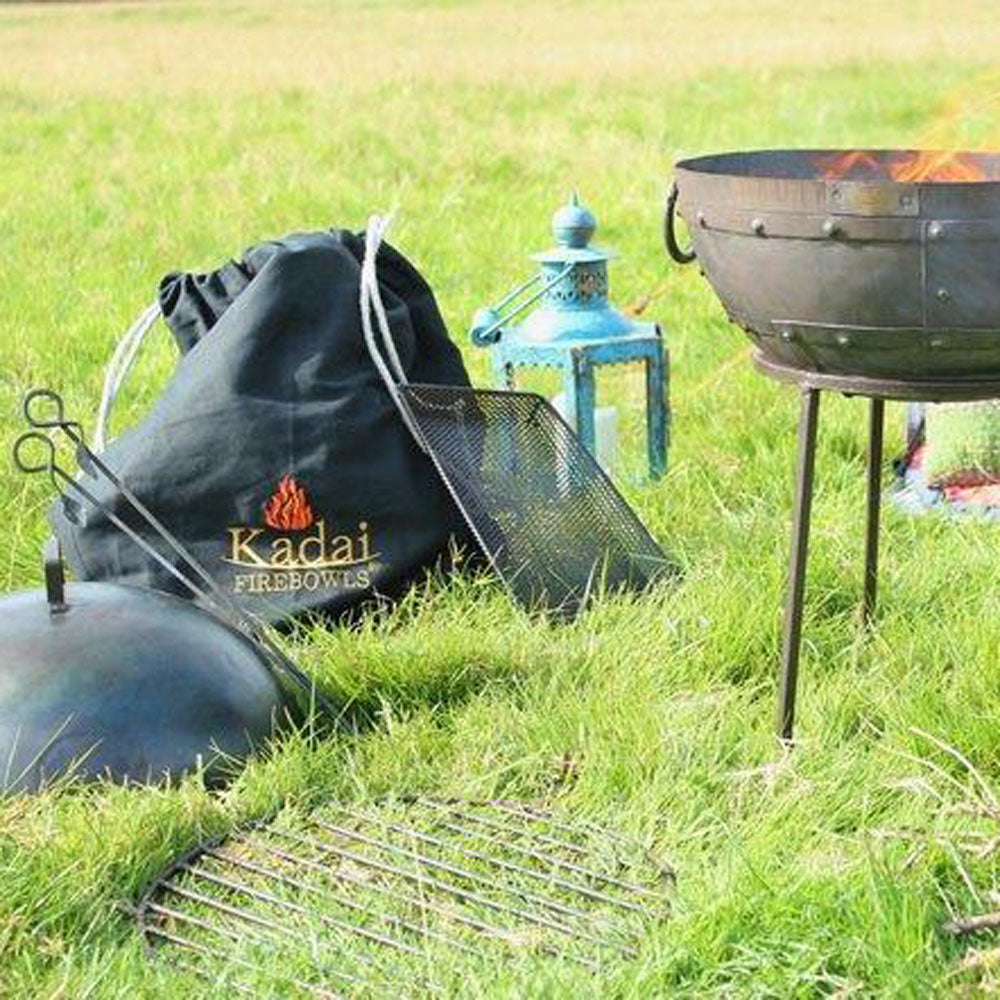 Kadai Travel Kit With Accessories