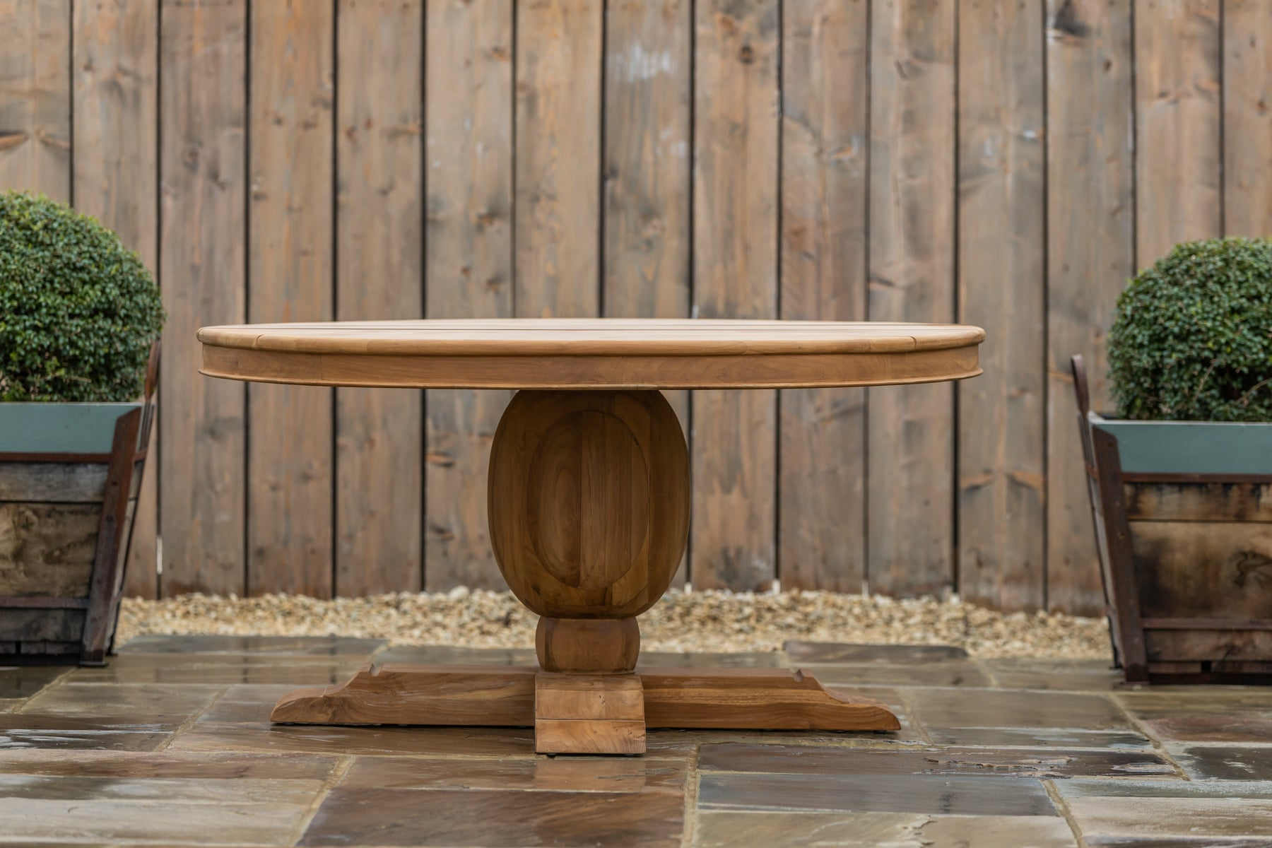 Batsford Round Dining Table