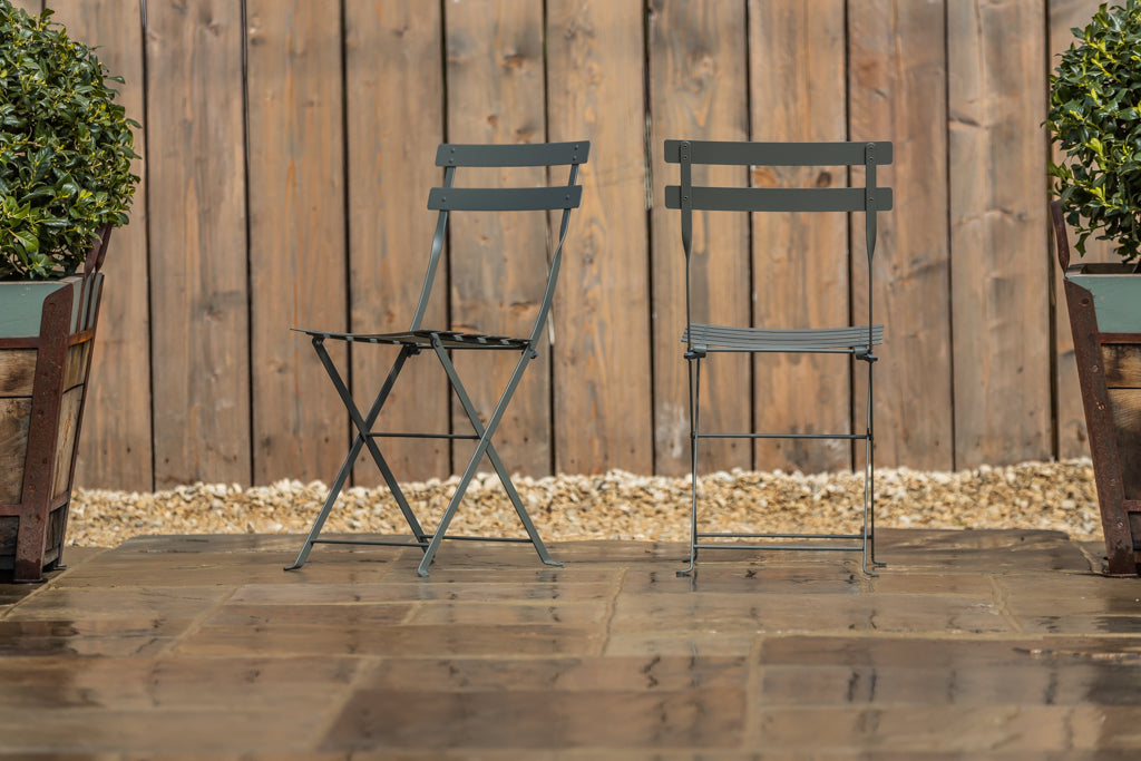 Bistro Folding Chair Rosemary