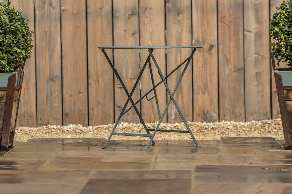 Bistro Folding Table Rosemary 77cm