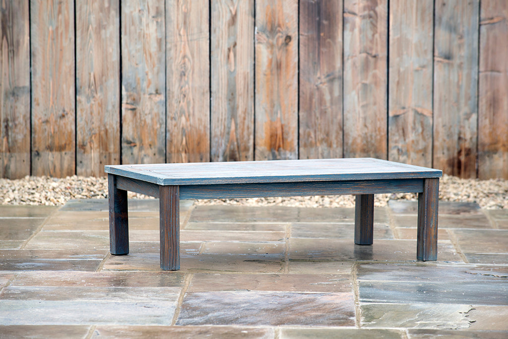 Henley Coffee Table Blue - Rosara Outdoor Style
