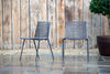 Verona Chair Dark Brown - Rosara Outdoor Style
