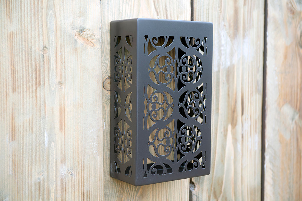 Rosara North Aston Wall Lantern - Rosara Outdoor Style