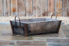 Planter - Champagne Crate Vegetable Bed without Base - Rosara Outdoor Style