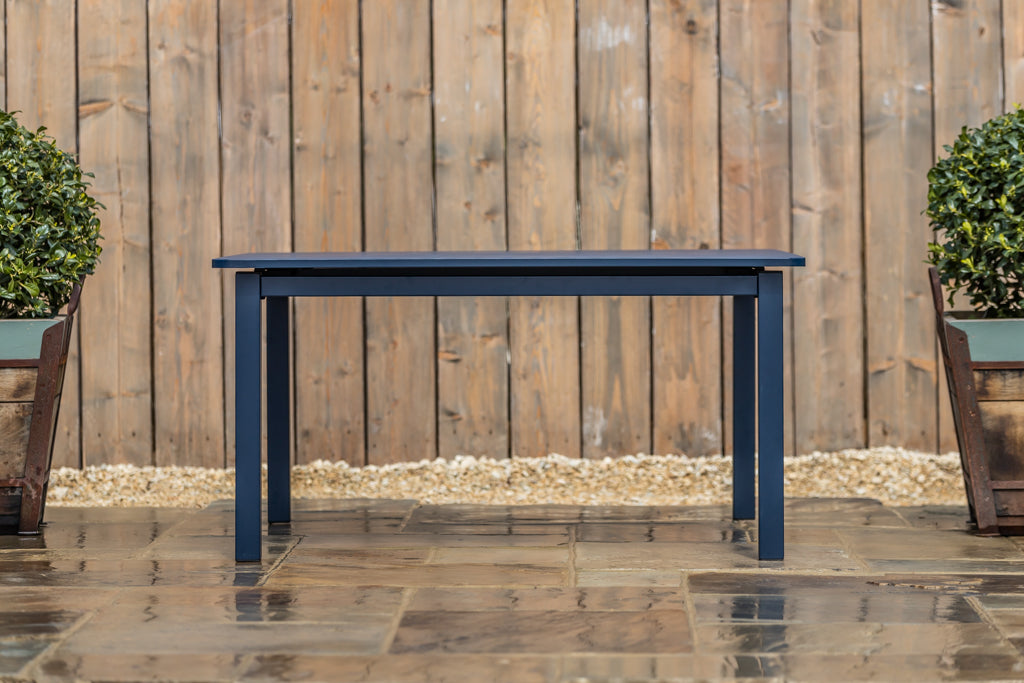 Craft Table Deep Blue 143cm