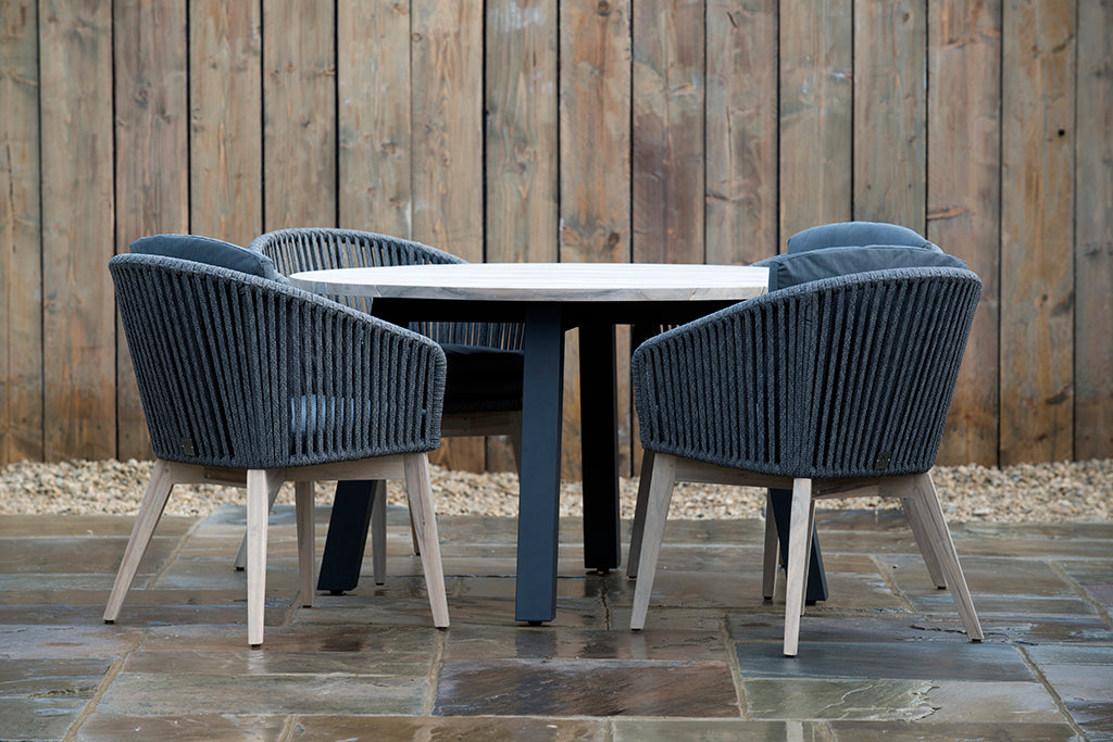 Santander Dining Chair - Rosara Outdoor Style