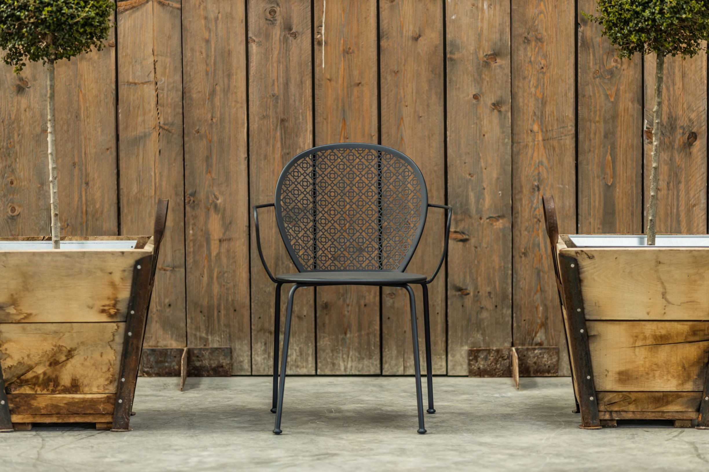 Lorette Armchair Anthracite