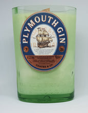 Load image into Gallery viewer, Plymouth Gin Bottle Candle