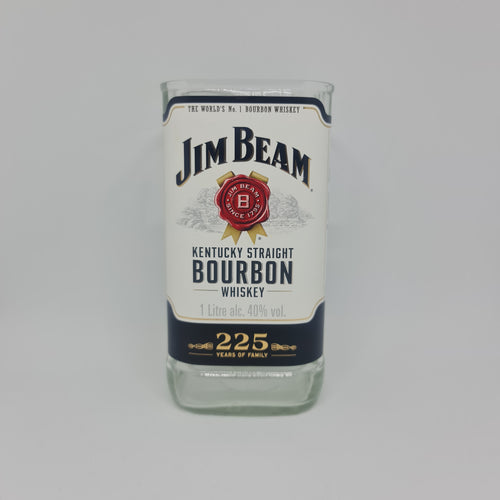 Jim Beam Whiskey Bottle Candle - 1L