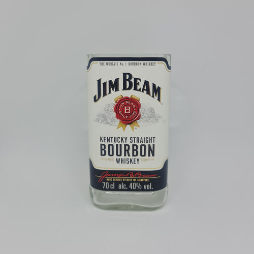 Jim Beam Whiskey Bottle Candle - 70cl