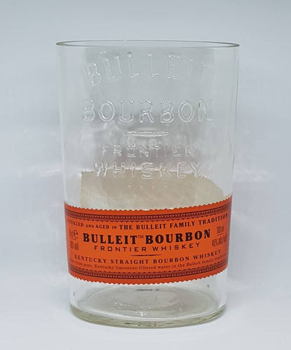 Bulleit Bourbon Whiskey Bottle Candle