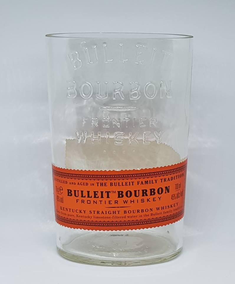 Bulliet Bourbon Whiskey Bottle Candle