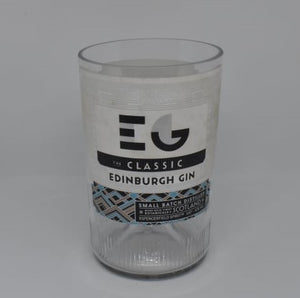 Edinburgh Gin Bottle Candle