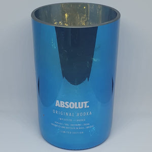 Absolut Bottle Candle