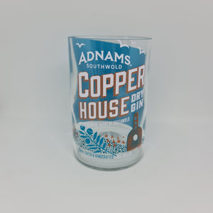 Adnam's Copper House Gin Bottle Candle