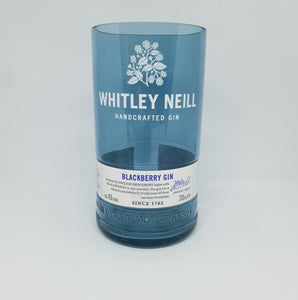 Whitley Neill Blackberry Gin Bottle Candle