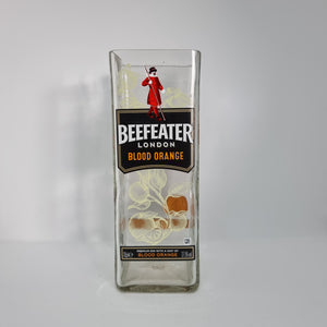 Beefeater London Blood Orange Gin Bottle Candle