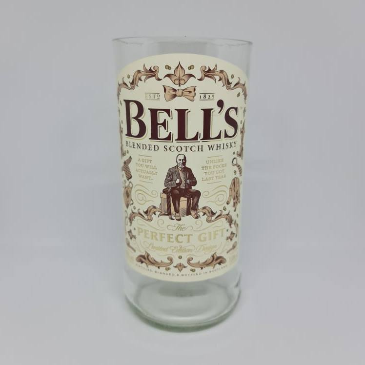 Bell's Scotch Whisky Bottle Candle