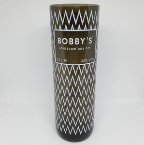 Bobby's Gin Bottle Candle
