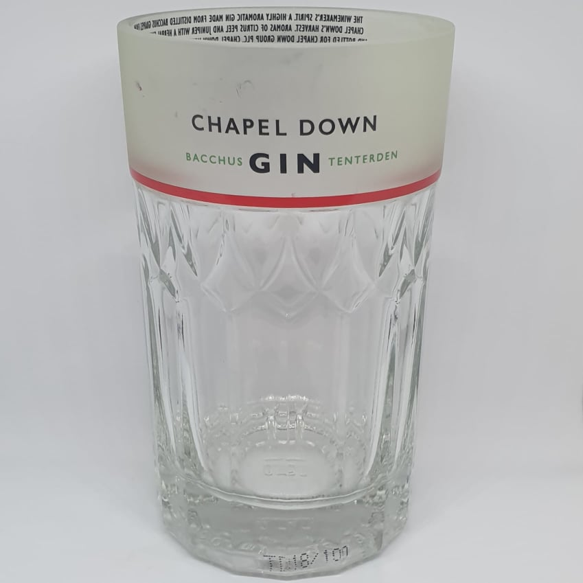 Chapel Down Gin Candle