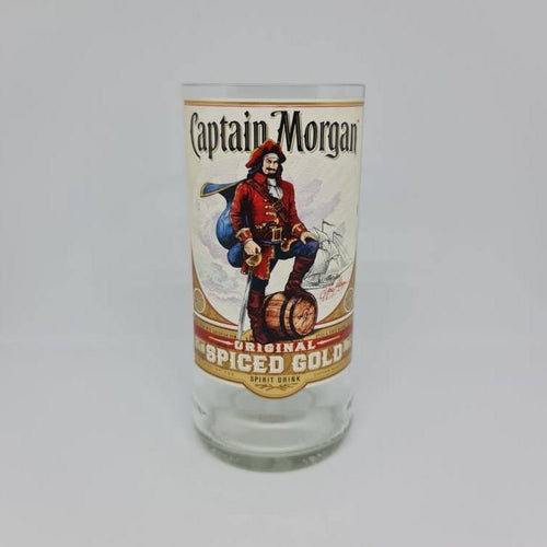 Captain Morgan Spiced Gold Rum Bottle Candle - 70cl