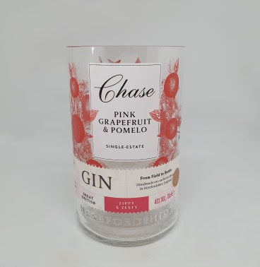 Chase Pink Grapefruit & Pomelo Gin Bottle Candle