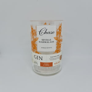Chase Seville Orange Gin Bottle Candle