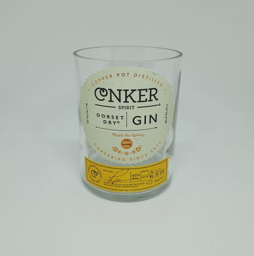 Conker Spirit Gin Bottle Candle