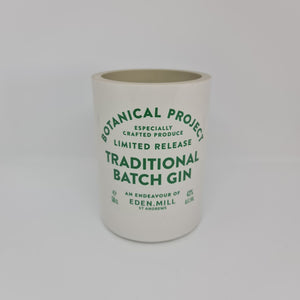 Eden Mill Botantical Project Gin Bottle Candle