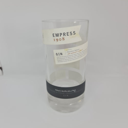 Empress Gin Bottle Candle